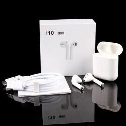 i10 TWS wireless earbuds