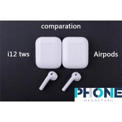 i12 TWS wireless earbuds