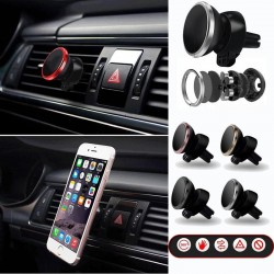 Magnetic car holder for...