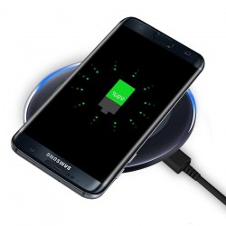 Qi mobile charging pad