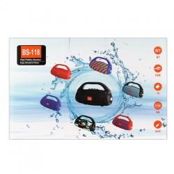 Portable bluetooth speaker...